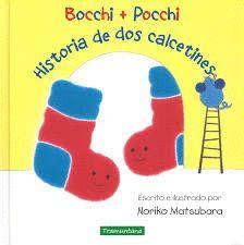 BOCCHI POCCHI. HISTORIA DE DOS CALCETINES