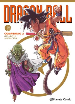 DRAGON BALL COMPENDIO N. 02