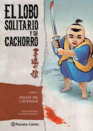 LOBO SOLITARIO Y SU CACHORRO LIBRO 6