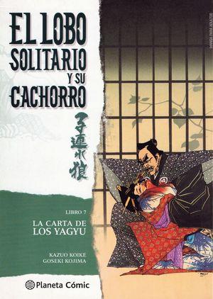 LOBO SOLITARIO Y SU CACHORRO LIBRO 7