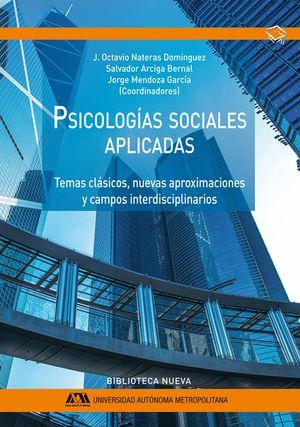 PSICOLOGÍAS SOCIALES APLICADAS