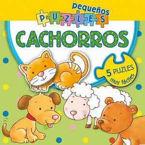PEQUEÑOS PUZLES CACHORROS