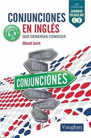CONJUNCIONES EN INGLES
