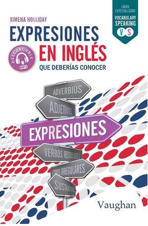 EXPRESIONES EN INGLES