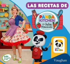 LAS RECETAS DE PANDAKITCHEN