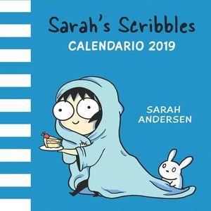 CALENDARIO 2019 SARAH'S SCRIBBLES
