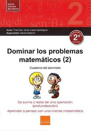 DOMINAR LOS PROBLEMAS MATEMÁTICOS (2)