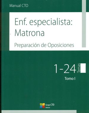 MANUAL CTO DE ENFERMERIA ESPECIALISTA:  (2 VOL.)