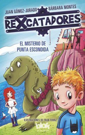 EL MISTERIO DE PUNTA ESCONDIDA - REXCATADORES 1