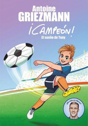 EL SUEÑO DE TONY  CAMPEÓN! 1