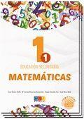 MATEMATICAS 1 EDUCACION SECUNDARIA (3 VOL.)