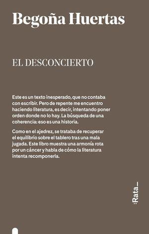 EL DESCONCIERTO