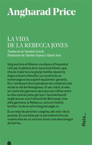 LA VIDA DE LA REBECCA JONES (CATALÁN)