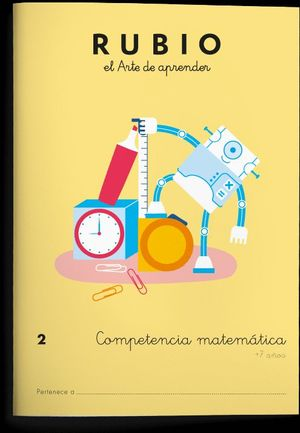 COMPETENCIA MATEMATICA 2 + 7 AÑOS