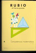 COMPETENCIA MATEMATICA 4 + 9 AÑOS