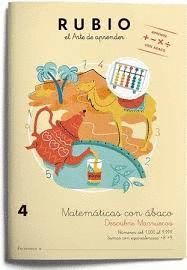 MATEMATICAS CON ABACO 4 DESCUBRE MARRUECOS