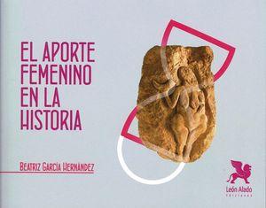 EL APORTE FEMENINO EN LA HISTORIA