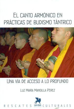 EL CANTO ARMÓNICO EN PRÁCTICAS DE BUDISMO TÁNTRICO