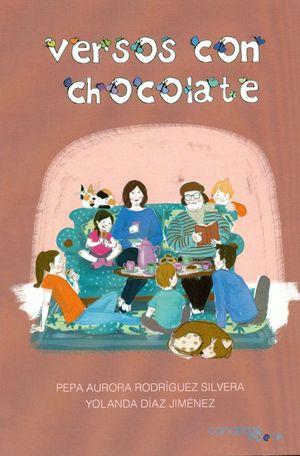 VERSOS CON CHOCOLATE