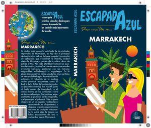 MARRAKECH - ESCAPADA AZUL