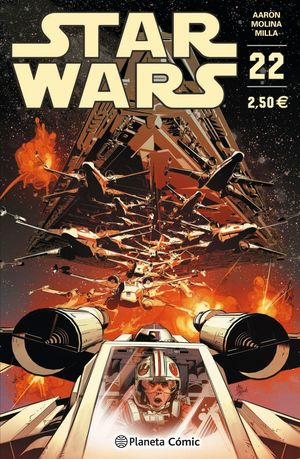 STAR WARS Nº 22