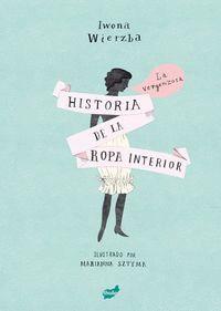 LA VERGONZOSA HISTORIA DE LA ROPA INTERIOR