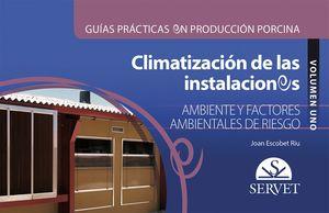 CLIMATIZACIÓN DE LAS INSTALACIONES T.I AMBIENTE Y FACTORES AMBIENTALES DE RIESGO