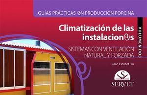 CLIMATIZACIÓN DE LAS INSTALACIONES T.2 SISTEMAS CON VENTILACIÓN NATURAL Y FORZADA