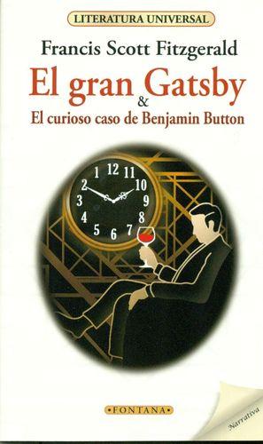 EL GRAN GATSBY Y EL CURIOSO CASO DE BENJAMIN BUTTON