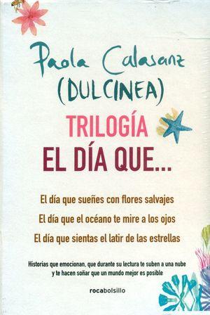 ESTUCHE - TRILOGÍA EL DÍA QUE...