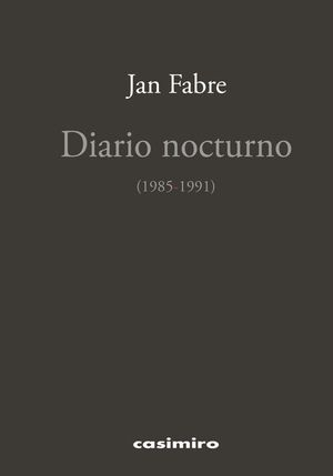 DIARIO NOCTURNO (1985-1991)