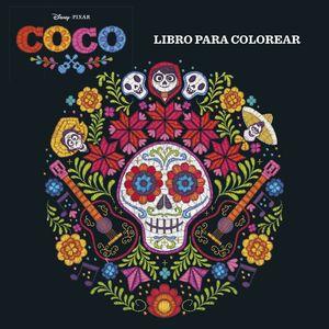 COCO. LIBRO PARA COLOREAR
