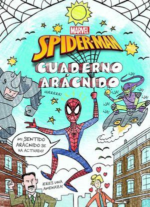 SPIDER-MAN. CUADERNO ARÁCNIDO