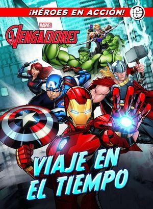 LOS VENGADORES. VIAJE EN EL TIEMPO