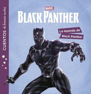 BLACK PANTHER. CUENTOS DE BUENAS NOCHES. LA LEYENDA DE BLACK PANTHER