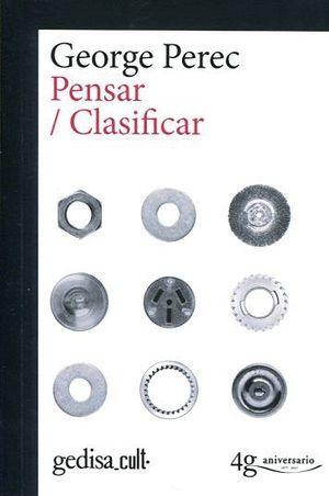 PENSAR/CLASIFICAR