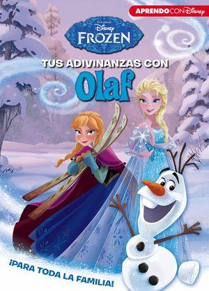 TUS ADIVINANZAS CON OLAF. DISNEY FROZEN