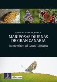 MARIPOSAS DIURNAS DE GRAN CANARIA. BUTTERFLIES OF GRAN CANARIA