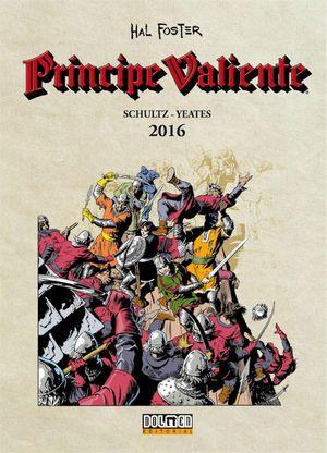 PRINCIPE VALIENTE. SHULTZ-YEATES 2016