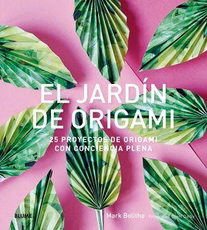 EL JARDIN DE ORIGAMI