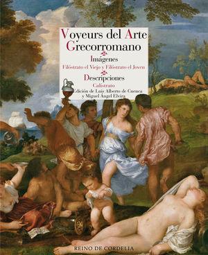 VOYEURS DEL ARTE GRECORROMANO