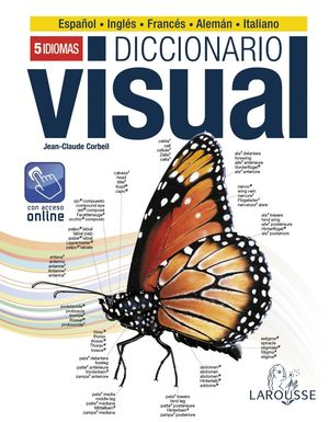DICCIONARIO VISUAL MULTILINGUE 5 IDIOMAS