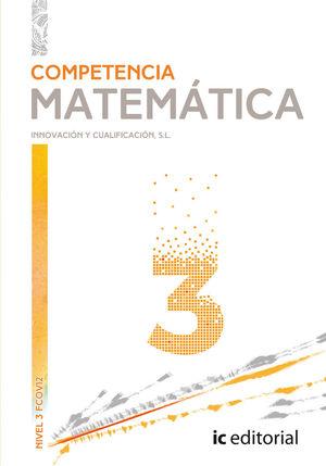 COMPETENCIA MATEMÁTICA N-3 - FCOV12