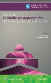 MANUAL DE CUIDADOS POSTOPERATORIOS, DEL MASSACHUSETTS GENERAL HOSPITAL