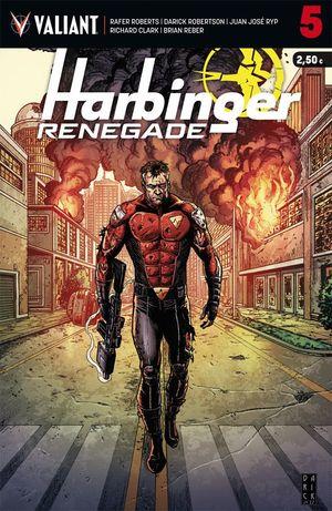 HARBINGER RENEGADE 5 MASACRE 1
