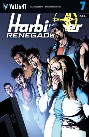 HARBINGER RENEGADE 7