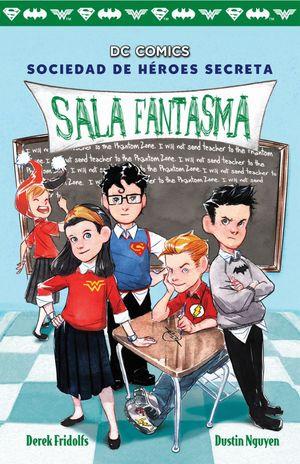 CD COMICS. SOCIEDAD DE HEROES SECRETA. SALA FANTASMA
