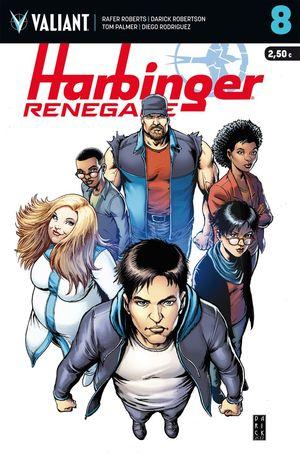 HARBINGER RENEGADE 8