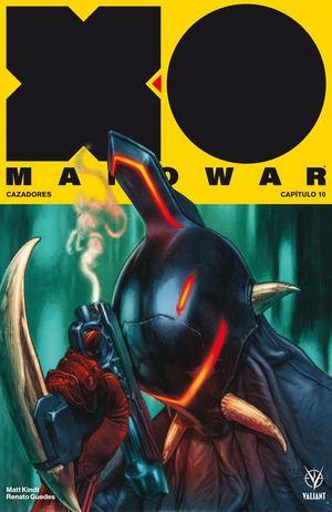 XO MANOWAR N.10