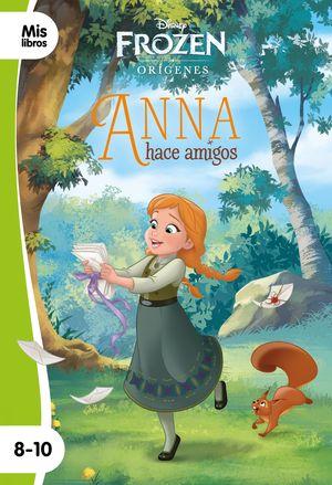 FROZEN. ANNA HACE AMIGOS